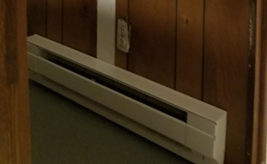 bedroom 2 Heater