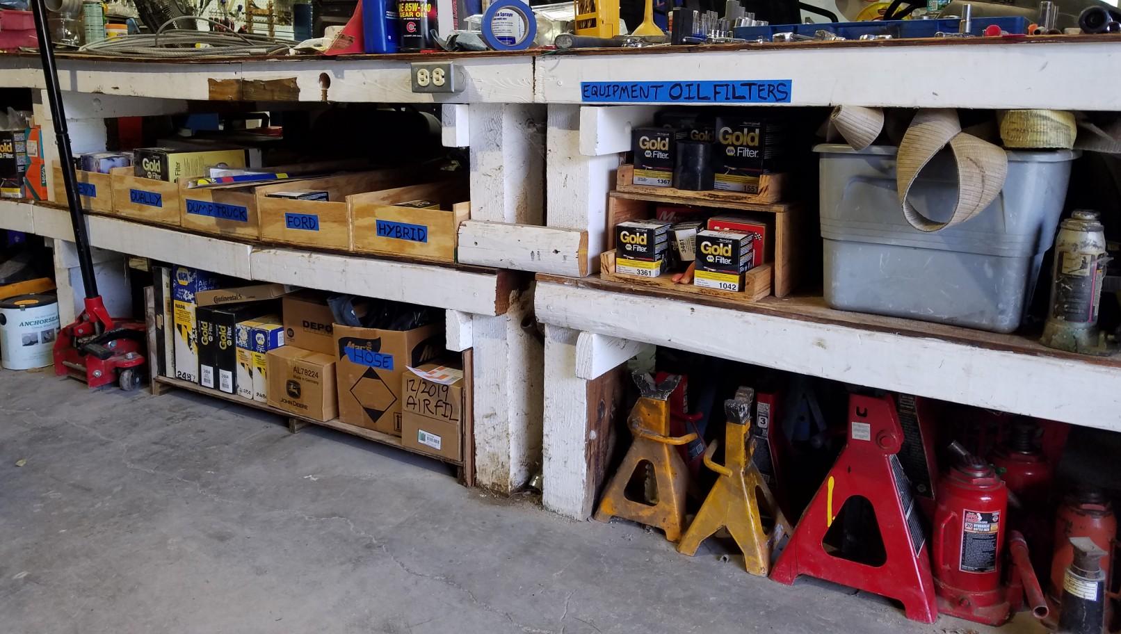 Re-organized Shop